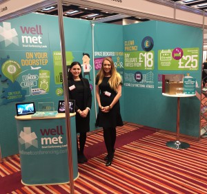 Well Met receives £1.1m of enquiries from Academic Venue Show