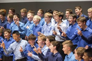Well Met Provides Perfect Pitch for Choral Conference
