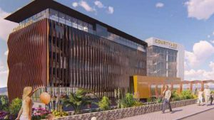 Sandy Park Hotel's vision of the future