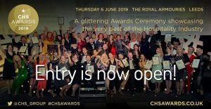 The CHS Awards 2019 are now open for entries!