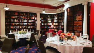 Private Dining at The Caledonian Club