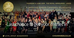 Get The Recognition You Deserve With The Annual CHS Awards Because Your Business Is Worth It!