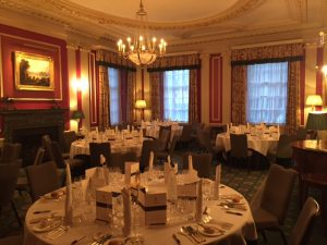 Spring Dining at the Caledonian Club