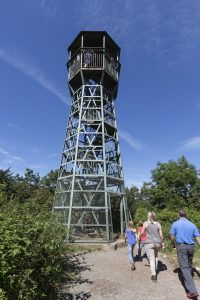 Historic Lookout Tower Re-Opens After £100,000 Restoration