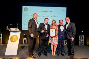 Double Award Win for the Victory Services Club