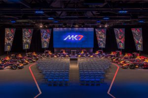 Red Bull Racing Launches State-Of-The-Art Event Space: Mk-7