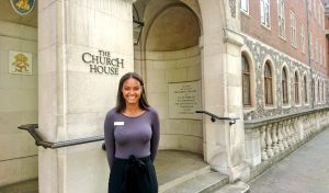 Church House Welcomes New Events Coordinator