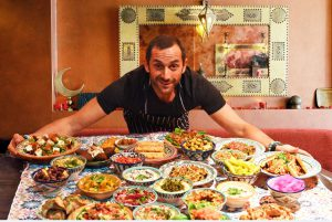 New catering company launches – Feasts from the Middle East