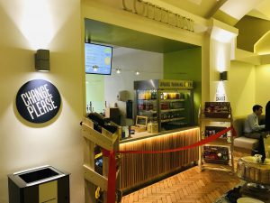 Change Please: New coffee initiative at Central Hall Westminster café supports the homeless